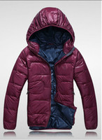 Wholesale Down Jackets Clothing - Classic Brand THE Men Wear Thick Winter Outdoor Heavy Coats Down Jacket North mens jackets Clothes Face M-XXL 4 colors D2003F2