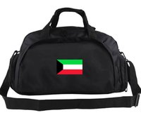 Wholesale Walking Sling - Kuwait duffel bag Stylish casual tote Walk ride backpack Football luggage Sport shoulder duffle Outdoor sling pack