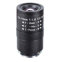 Wholesale china manufacturer new products inch F1 vari focal cctv lens mm