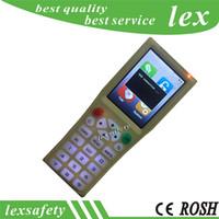 Wholesale Key Card Duplicator - free shipping 2017 new typle english version handheld Key Machine iCopy 3 multifunction Smart Card Key Machine RFID Reader Writer Duplicator