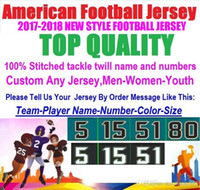 Wholesale Elite Football Jerseys - 27 Leonard Fournette Jersey 20 Jalen Ramsey 5 Blake Bortles Allen Robinson Custom Vapor Untouchable Limited American Football Jerseys Elite