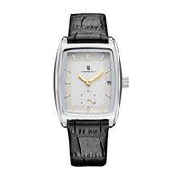 Wholesale Relojes Retro - TWINCITY new Fashion Men retro Quartz Watch women Casual Wristwatch Stainless Steel back Analog women Quartz Watch Men's Relojes Hombre