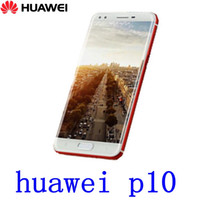 Wholesale Analog Tv Mobile Phone - 5.5 inch Huawei P10 Max Clone Octa core 4G phone 4G ram 32G rom Mobile Phone unlocked Dual sim card Fake 4g 3g GPS android 6.0 phones