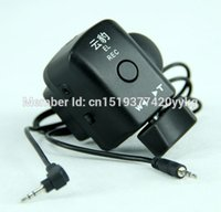 Wholesale Zoom Controller - Wholesale- YUO EL Camcorder Zoom Remote Controller with LANC or ACC jack 190P 198P AX2000E AX2200E A1C Z1C Z5C Z7C V1C FX1E 1500c 2500c