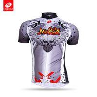 Wholesale China Cycle Jerseys - Nuckily summer Hot bike riding china wholesale customize cycling jersey men's bike roading sportwear Men's short top AJ210