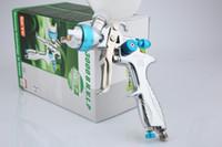 Wholesale Hvlp Spray - Wholesale and retail Jet 3000B professional Graity spray gun with 1.4mm nozzle HVLP car paint gun, painted high efficiency 20170107# 2017011