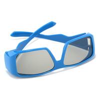 imax 3d поляризованные очки оптовых-Wholesale- High quality Man Woman IMAX Glasses Passive Polarized 3D Glasses for RealD Cinema