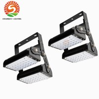 Local Publicité Dock Warehouses Imperméable Basketball Tunnel Stadium Field Aéroport Outdoor Lighting IP65 168W expédition gratuite ...