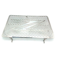 Wholesale Motorcycle Radiator Guards - New Listing stainless steel cooling radiator guard motorcycle water tank net cover