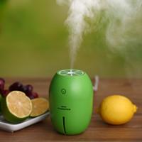 ingrosso mini diffusore olio elettrico-Aroma creativo del diffusore dell'olio essenziale dell'umidificatore dell'essiccatore del limone con il creatore elettrico della foschia del diffusore dell'aroma di aromaterapia leggera