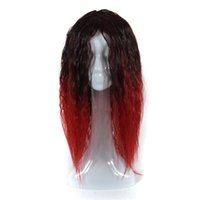 Wholesale full moon cosplay for sale - Sara Ladies Girls Kinky Curly Cosplay Full Lace Wigs Combo Colorful Lace Front Wig CM quot Sailor Moon Wig Synthetic Hairpiece