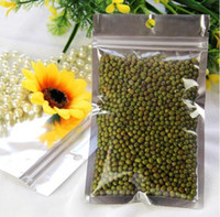 Wholesale retail package party bags food grade PET and aluminum foil bag with zipper paty favor party decoration pc per