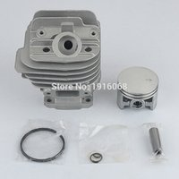 Wholesale Parts For Chainsaws - air cylinder kit 44mm Cylinder Piston Ring + Ignition Coil Air Oil Fuel Filter Line Kit For STIHL 026 MS260 260 Chainsaw Parts