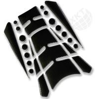 Wholesale yamaha tank stickers - Oil Gas Fuel Tank Pad Protector Decal Sticker for Kawasaki Yamaha Suzuki