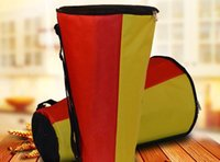 Wholesale African drum kit inch inch inch inch thick rainproof cloth tambourine backpack can be mentioned