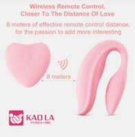 Wholesale Waterproof Remote Control Bullet Vibrator - Vibrators Waterproof Silicone Vibrators for Couples Wireless Remote Control G spot Vibrator Body Massager Adult Sex Toys for Women