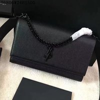 Wholesale Satchel Genuine - Small Women shoulder bags whole black balls cow leather high quality Crossbody 24cm equisite purses factory prices sale