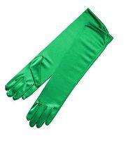 Wholesale Wedding Gloves For Men - Stock Colors Bridal Gloves Sunscreen Finger Stock Cheap 15.5inches Wedding Gloves Satin 2017 Dinner Show Evening Glove For Bride