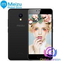 Wholesale Meizu Quad - Original MEIZU M5C M710H Global Version 4G LTE 2GB 16GB Cell phone MTK6737 Quad Core 64Bit Processor 5.0inch HD IPS 3000mAh