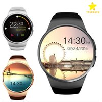 Wholesale Bluetooth Water - KW18 Bluetooth Smart Watch 1.3 inches IPS Round Touch Screen Water Resistant Smartwatch Phone Support SIM Card Sleep Heart Rate Monitor