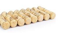ahşap mantar şişeleri toptan satış-Sıcak Düz Şişe Ahşap Mantar Şarap Şişesi Stopper Mantar Şarap Stoppers Şişe Tak Çubuk Araçları Şarap Mantar Ahşap Sızdırmazlık Kepleri