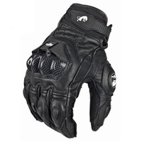 Wholesale Gloves Drive - Wholesale- GPCROSS Leather Racing Glove Motorcycle Gloves ride bike driving bicycle cycling Motorbike Sports moto racing gloves