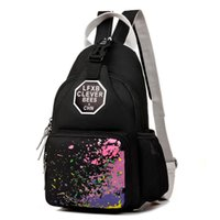 Wholesale Ladies Sport Backpack - Fashion Shoulder Bag Rucksack With Flower Printing Women Girls Ladies Backpack Travel bag Sports Daypack out150