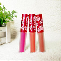 Wholesale Lime Crime Wholesale - Hot item Lime crime Lipstick Lip Gloss Liquid Lipstick Matte Full 61 Colors Make up Cosmetics With Waterproof Shipping Free