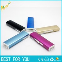 Wholesale Metal Lighters For Sale - Hot sale New creative personality push double lighter cigarette lighters USB rechargeable lighter windproof USB lighter for gift