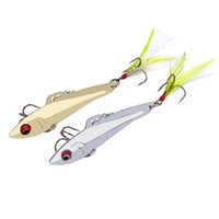 origin hooks - 10PC Metal Lure ishing Bait Spoon Lures G G Fishing Lure Color ORIGIN Hook Treble Fishing Tackle With Box