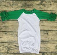 bebek elbiseleri resimleri toptan satış-bebek elbisesi tasarımları için uzun kollu resimler kızlar fırfır gece elbisesi 3 ay-3 yaşında giymek