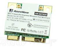 Atacado- AzureWave AW-NE762H RT3090 150Mbps 802.11b / g / n Mini-PCIe PCI-Express WLAN Wireless Wifi Card