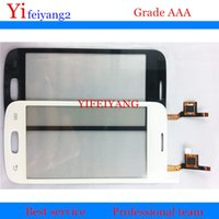 Wholesale Digitizer Star - 100% Test OEM For Samsung Star Pro S7262 7262 GT-S7262 S7260 Touch Screen Digitizer Front Glass Lens Panel