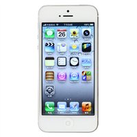 "Wholesale Iphone5 Accessories - Refurbished Original iPhone5 Dual Core 4.0"" 1GB RAM 16GB or 32GB ROM Fingerprint Apple iPhone5G 8MP Unlocked Cellphone"