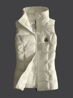 Wholesale Woman Goose Down Coat Sale - Hot Sale 2016 Fashion Women vest waistcoat winter jacket down vest thicken warm coat sleeveless cotton clothes women's brand clothing