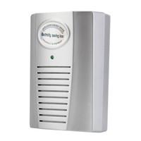 Wholesale Electricity Savings Devices - Wholesale-2015 Intelligent Digital Power Electricity Saving Box Smart LED Energy Saver Energy Saving Device US UK EU Plug Wholesale