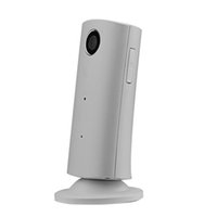 JIMI Home Security IP Camera JH08 (Night Vision) all'interno della scheda SD da 8g, connessione WIFI, telecomando e sorveglianza audio a due vie