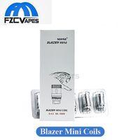 Wholesale Blazers Wholesale - Original Sense Blazer Mini Coil Head 0.2ohm 0.4ohm 0.6ohm Replacement Coil Head for Blazer Mini Tank Atomizer