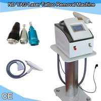 Wholesale Tattoo Tips Long - Best quality nd yag laser machines remove tattoo long pulse laser with tattoo removal tips free shipment