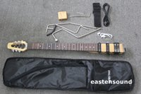 MINISTAR BRAND CASTAR-II TRAVEL ELECTRIC GUITAR С ПЕРЕВОЗКОЙ