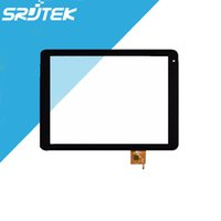 """Wholesale Tablets 3g High Quality - Wholesale-High Quality 9.7"""" Texet TM-9757 3G TM-9767 3G Touch Screen PB97A8592-R2 Touch Digitizer Outer Glass Chinese Tablet PC Repair"""