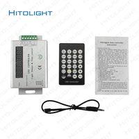 Wholesale Timed Led Dimmer - DC12-24V 24key IR Intelligent Light Sensor Time Control Controller 24hour Time Controller for LED Strip Photosensitive and Timing LED Dimmer