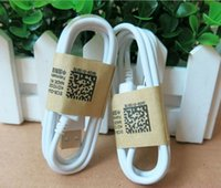 Wholesale Head Phone Mobile White - Suitable for Samsung S4 Android mobile phone USB DATA cable length head of general intelligent charging cable v8 1m