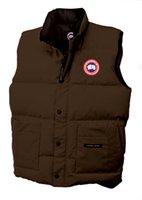 Wholesale Green Fur Hood Jackets - Wholesale Price New Arrival Men's Canadian Guse Freestyle Kobuk Navy Gray Black Army green Winter Jacket fur hood down coat free shipping