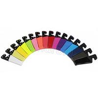 samsung tab plus großhandel-Universal faltbare V-Form Handy Tablet Schreibtisch Ständer Halter Halterung für iPhone 5 5S 6S 7 sowie iPad Mini Samsung Tab Galaxy 16 Farbe billig