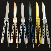 Benchmade black latch - 7 models Benchmade balisong the one BM42 gold black blue brone SPRING LATCH jilt Free swinging knife Pocket knife Xmas gift for man