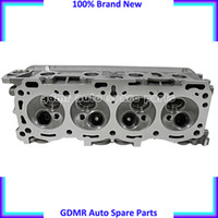 Wholesale Aluminum petrol engine cylinder head ZD1 for isuzu Aska Campo Amigo Trooper II Pick up Impulse cc L amc