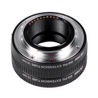 Wholesale Macro Extension - Original Viltrox DG-FU Auto Focus AF Extension Tube Ring 10mm 16mm Set Metal Mount for Fujifilm X Mount Macro Lens DZ0141