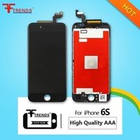 Wholesale Iphone Touch Screen Oem - OEM High Quality AAA+++ for iPhone 6S LCD Display & Touch Screen Digitizer Full Assembly with Frame 3D Touch 1334x750