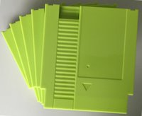 av card jogador venda por atacado-cor verde 72 pinos jogo cartucho de substituição plástico resistente para NES Console